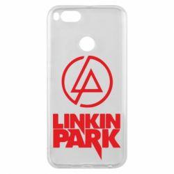 Чехол для Xiaomi Mi A1 Linkin Park - FatLine