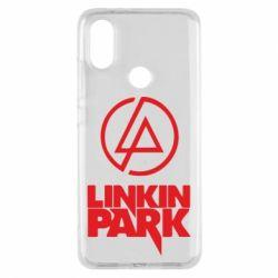 Чехол для Xiaomi Mi A2 Linkin Park - FatLine