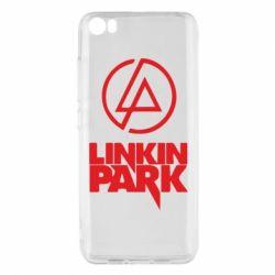 Чехол для Xiaomi Xiaomi Mi5/Mi5 Pro Linkin Park - FatLine