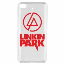 Чехол для Xiaomi Mi 5s Linkin Park - FatLine