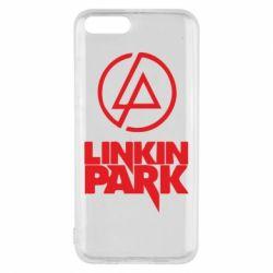 Чехол для Xiaomi Mi6 Linkin Park - FatLine