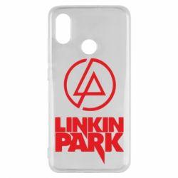 Чехол для Xiaomi Mi8 Linkin Park - FatLine