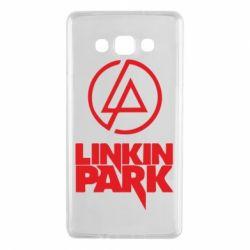 Чехол для Samsung A7 2015 Linkin Park - FatLine