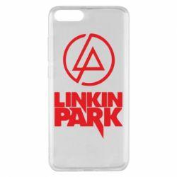 Чехол для Xiaomi Mi Note 3 Linkin Park - FatLine