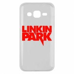 Чохол для Samsung J2 2015 Лінкін Парк