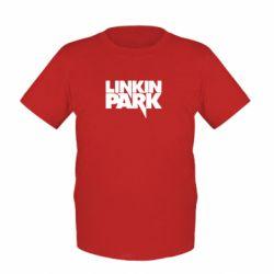 Детская футболка Линкин Парк - FatLine