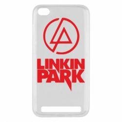 Чехол для Xiaomi Redmi 5a Linkin Park - FatLine