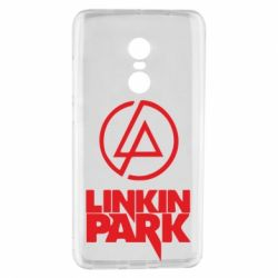 Чехол для Xiaomi Redmi Note 4 Linkin Park - FatLine