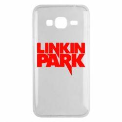 Чохол для Samsung J3 2016 Лінкін Парк