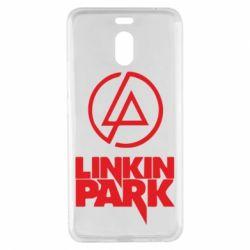 Чехол для Meizu M6 Note Linkin Park - FatLine