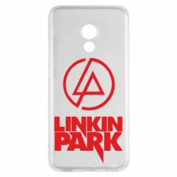 Чехол для Meizu Pro 6 Linkin Park - FatLine
