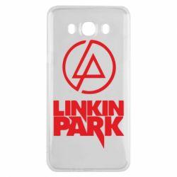 Чехол для Samsung J7 2016 Linkin Park - FatLine