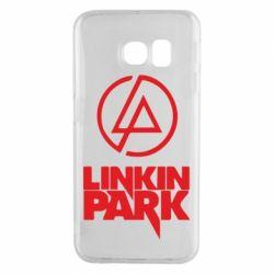 Чехол для Samsung S6 EDGE Linkin Park