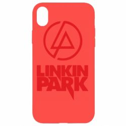 Чохол для iPhone XR Linkin Park