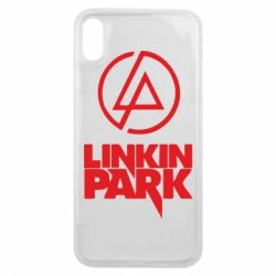 Чохол для iPhone Xs Max Linkin Park