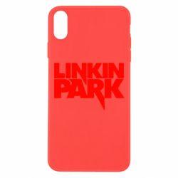 Чохол для iPhone Xs Max Лінкін Парк