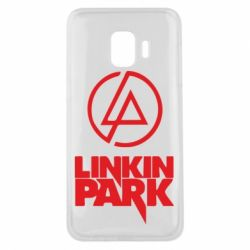 Чехол для Samsung J2 Core Linkin Park - FatLine