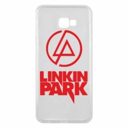 Чехол для Samsung J4 Plus 2018 Linkin Park - FatLine