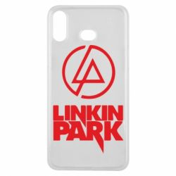 Чехол для Samsung A6s Linkin Park - FatLine
