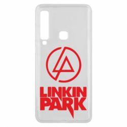 Чехол для Samsung A9 2018 Linkin Park - FatLine