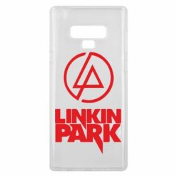 Чехол для Samsung Note 9 Linkin Park - FatLine