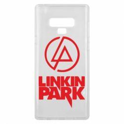 Чехол для Samsung Note 9 Linkin Park - FatLine