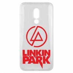 Чехол для Meizu 16x Linkin Park - FatLine