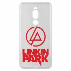 Чехол для Meizu Note 8 Linkin Park - FatLine