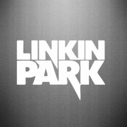 Наклейка Лінкін Парк