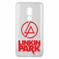 Чехол для Meizu V8 Linkin Park - FatLine