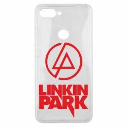 Чехол для Xiaomi Mi8 Lite Linkin Park - FatLine