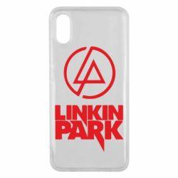 Чехол для Xiaomi Mi8 Pro Linkin Park - FatLine