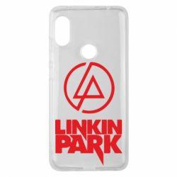 Чехол для Xiaomi Redmi Note 6 Pro Linkin Park - FatLine