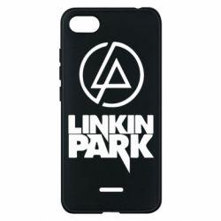 Чехол для Xiaomi Redmi 6A Linkin Park - FatLine