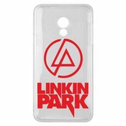 Чехол для Meizu 15 Lite Linkin Park - FatLine