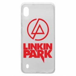 Чохол для Samsung A10 Linkin Park