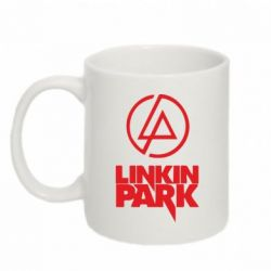 Кружка 320ml Linkin Park - FatLine