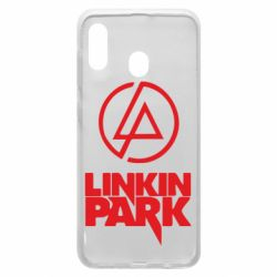 Чохол для Samsung A30 Linkin Park
