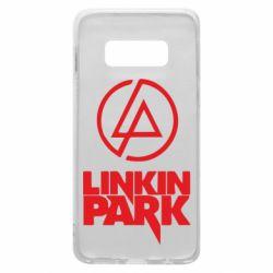 Чехол для Samsung S10e Linkin Park