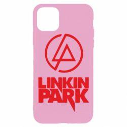 Чохол для iPhone 11 Pro Linkin Park