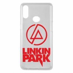 Чохол для Samsung A10s Linkin Park