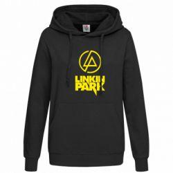 Толстовка жіноча Linkin Park - FatLine