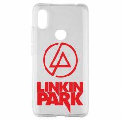 Чехол для Xiaomi Redmi S2 Linkin Park