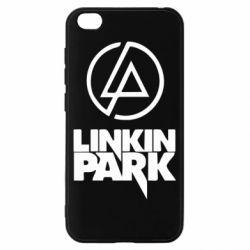 Чехол для Xiaomi Redmi Go Linkin Park