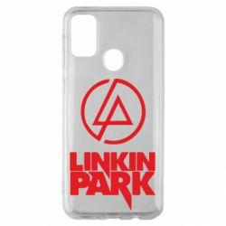 Чохол для Samsung M30s Linkin Park