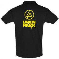 Футболка Поло Linkin Park