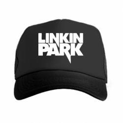 Кепка-тракер Линкин Парк - FatLine