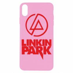 Чохол для iPhone X/Xs Linkin Park