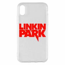 Чохол для iPhone X/Xs Лінкін Парк