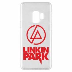 Чехол для Samsung S9 Linkin Park - FatLine